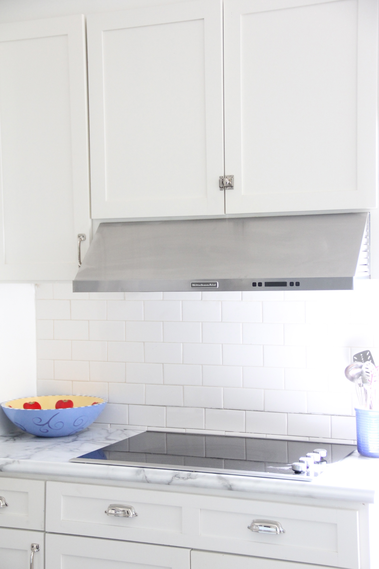 MONDAY MAKEOVER -KITCHEN PART ONE - The MARBLE Countertops? –