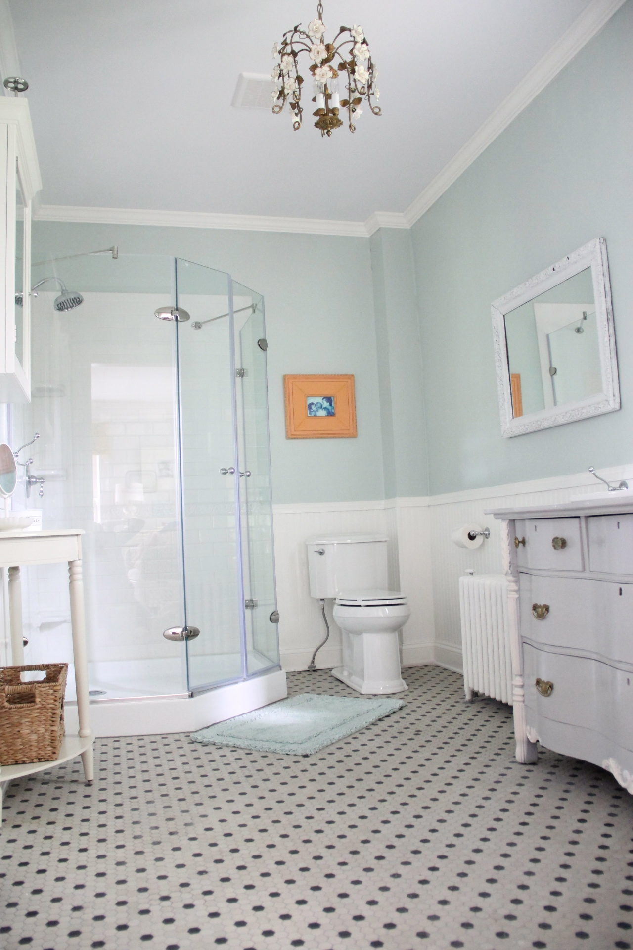 THE KIDS BATHROOM MAKEOVER PHOTOS - My Old Country House