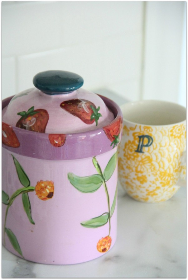 DROLL DESIGNS CANISTER
