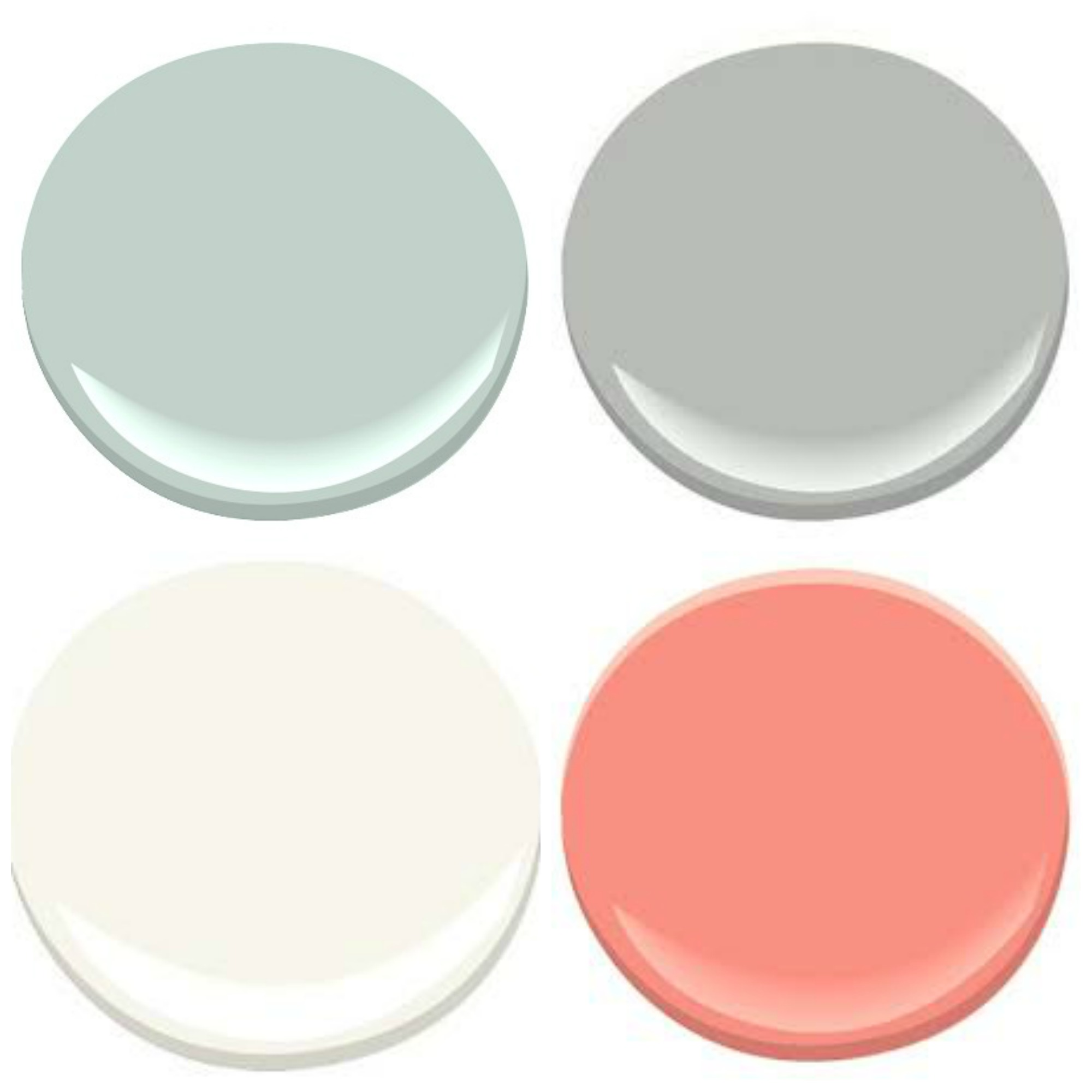 THE PAINT COLORS OF MY OLD COUNTRY HOUSE | My Old Country House