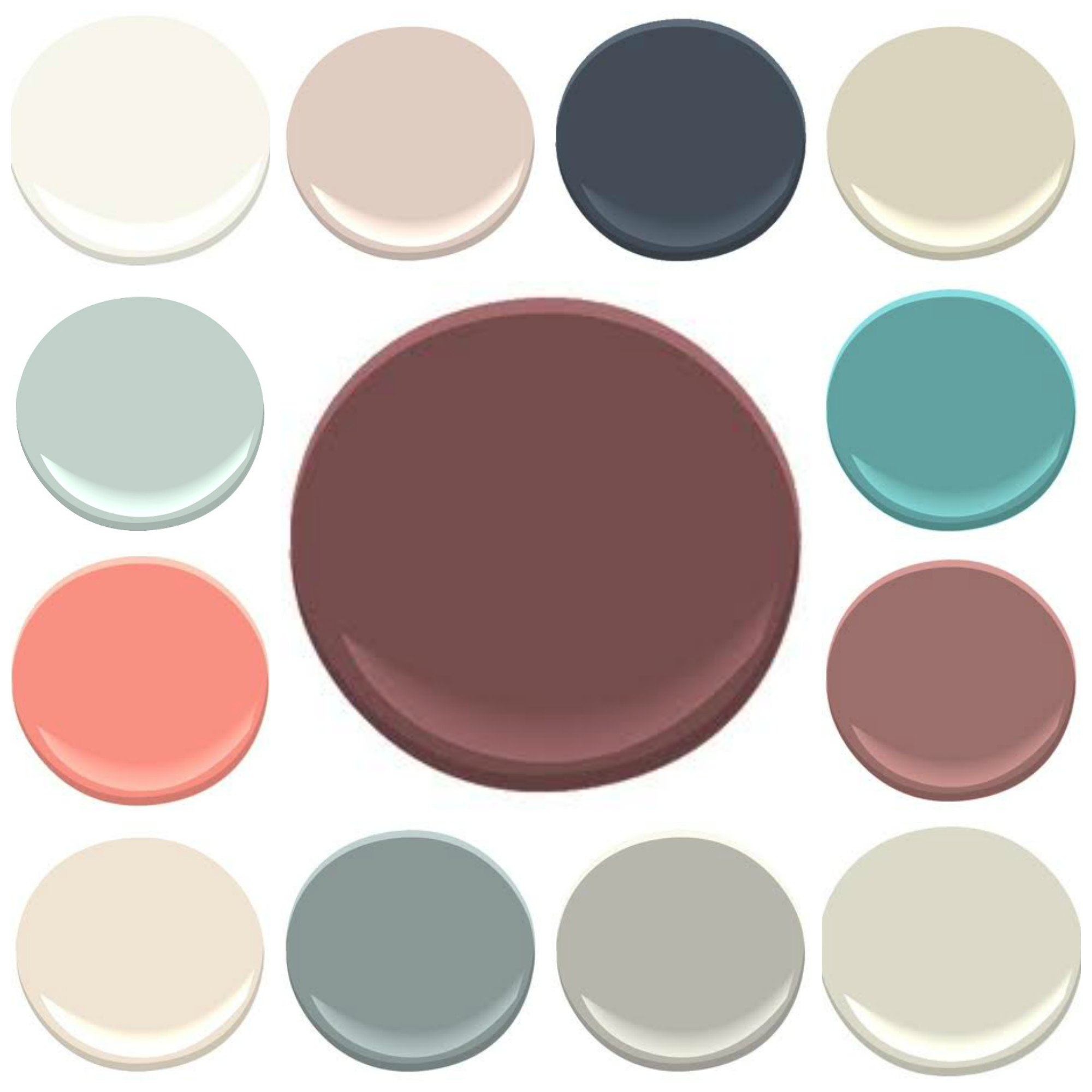 Corals on pinterest coral coral aqua and coral turquoise for Benjamin moore pristine