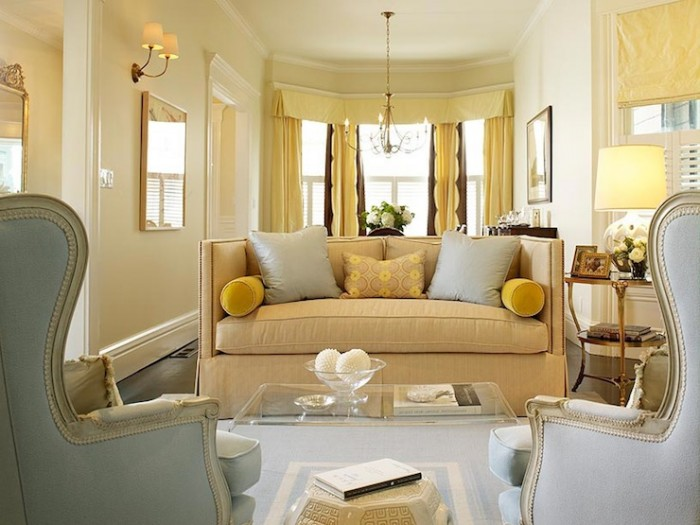 Lemon Sorbet Benjamin Moore. Finest The Best Interior Yellows My Old ...
