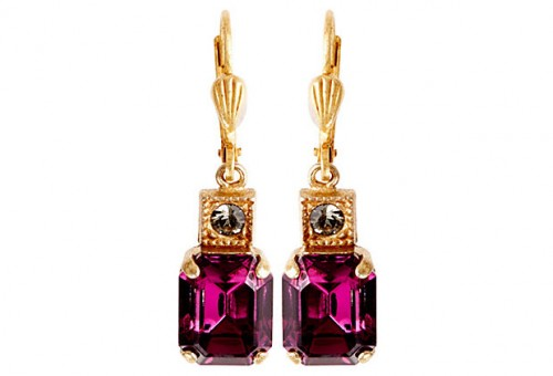 Classic Crystal Earrings