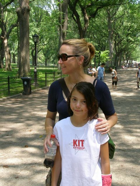 the 10th Birthday NYC trip...where did that time go?