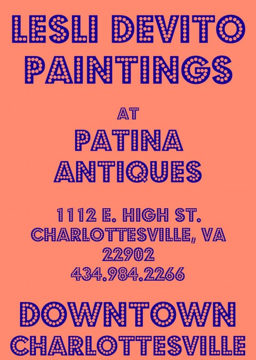 Untitled 498x700 PATINA ART SHOW IS OPEN!