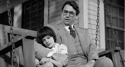 gregory peck scout atticus finch CHECKING IN