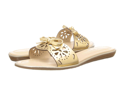 KATE SPADE NEW YORK AJOU GOLD METALLIC (ON SALE)