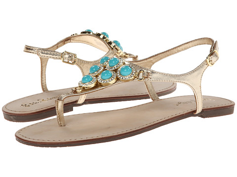 LILLY PULITZER BEACH CLUB SANDALS