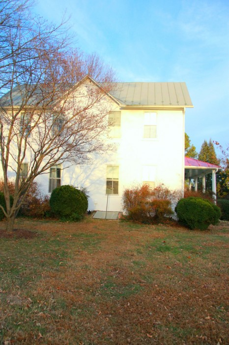 MY OLD COUNTRY HOUSE FRONT