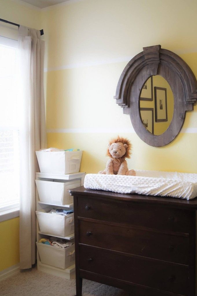 PROJECT NURSERY COLOR TALK MELLOW YELLOWS