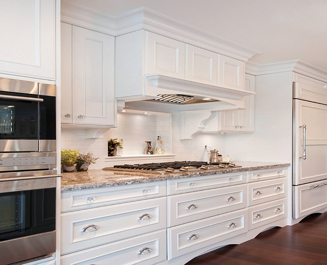 The coolest white paint colors for Cc kitchen cabinets