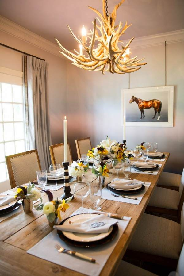 KIMBERLY SCHLEGAL WHITMAN DINING ROOM - OH MY OH MY - I AM OVER THE MOON!!!