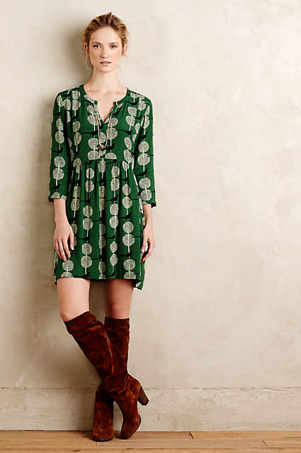 ANTHROPOLOGIE DEVERY DRESS ADORABLE!!!