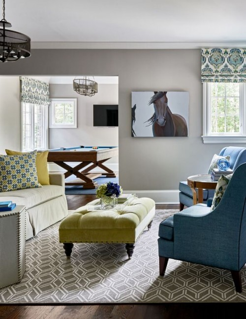 TRACI ZELLAR SHOWHOUSE CHARLOTTE HOME MAGAZINE (DUSTIN PECK PHOTOGRAPHY) THE UPSTAIRS STUDY