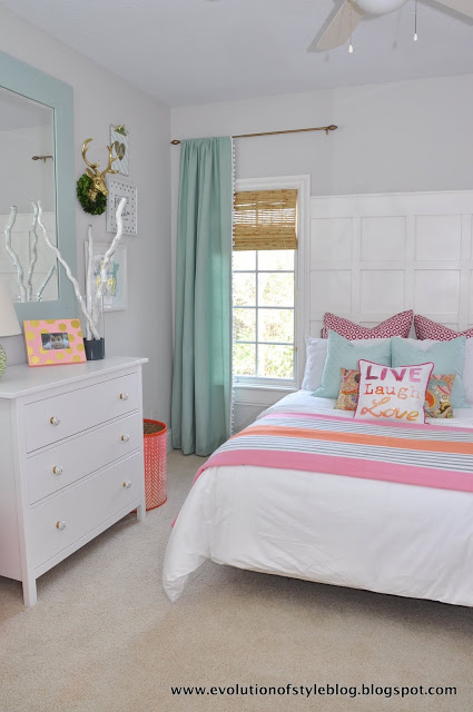 THE EVOLUTION OF STYLE GIRLS ROOM