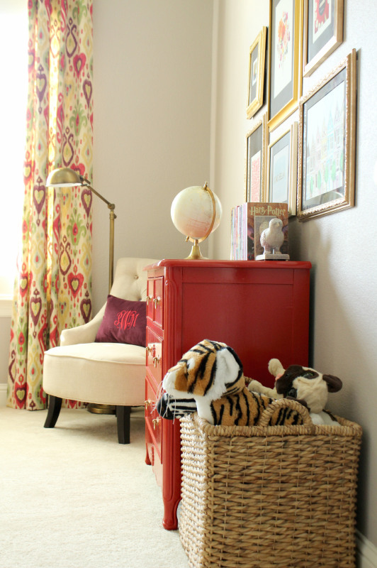 PRETTY PRACTICAL HOME - PAIGE'S BEDROOM THIS TRANSFORMATION IS AMAZING!!