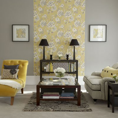 STYLE ESTATE - YELLOW AND BROWN