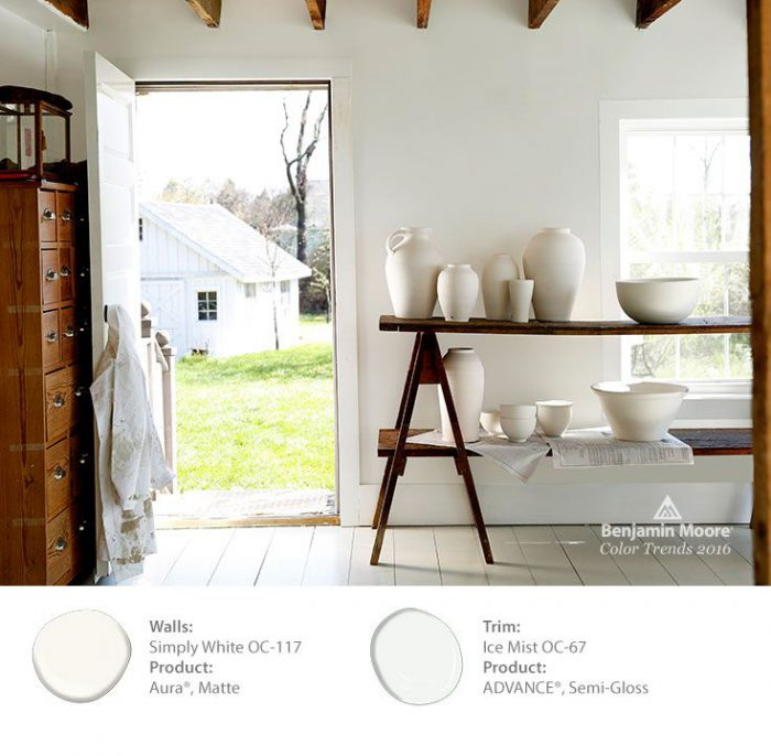 "Paint Colors The White And: WAY €�COOL"" WHITE PAINT COLORS"