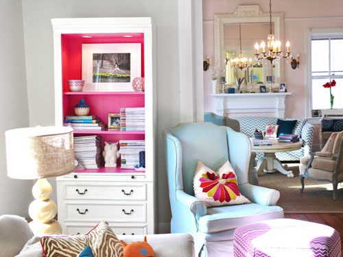 PINK CABINET