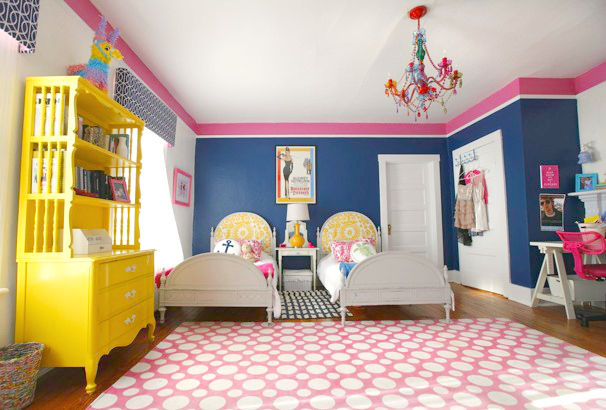 WASHINGTON POST KIDS ROOM CONTEST WINNER!