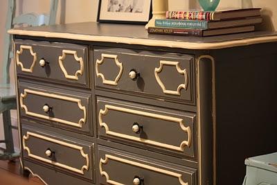 Phoebe's Nursery dresser
