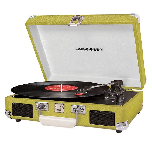 Crosley Radio Cruiser...Unique Wedding Gift