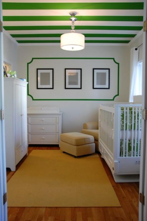Kate Spade Inspired Nursery
