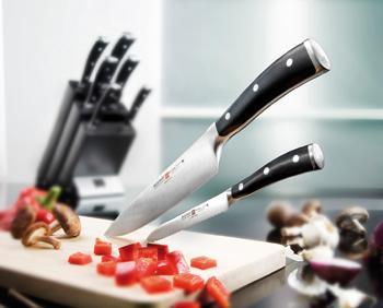 WUSTHOF CLASSIC IKON KNIVES