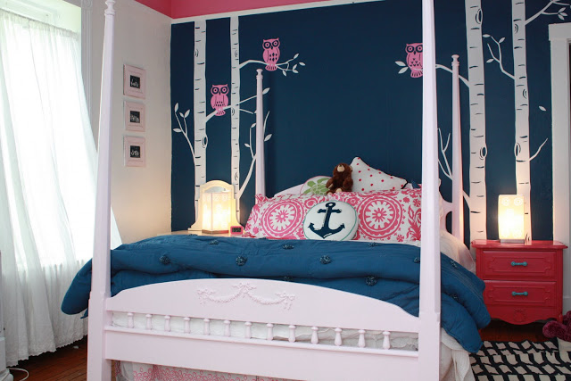 PHOEBES BEDROOM MAKEOVER 2011