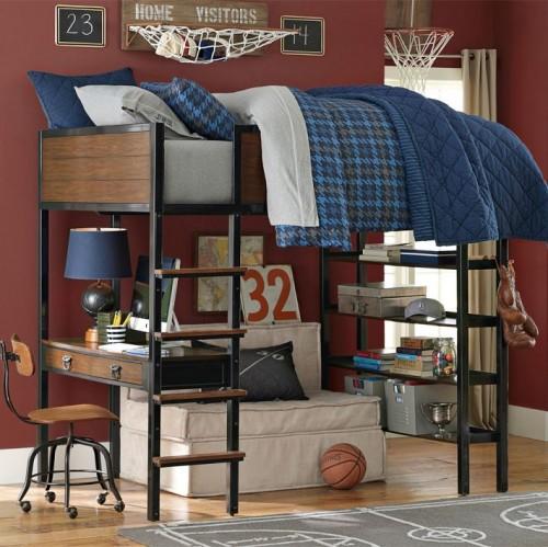 RYDER LOFT BED PBTEEN- NOW ON SALE!