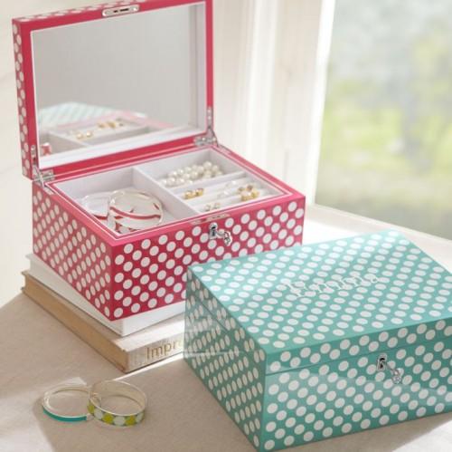 pb teen preppy jewel boxes