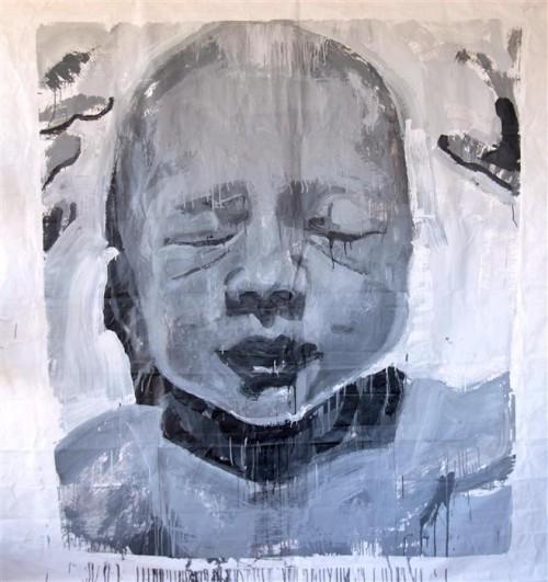 SARA SISUN Last Giant Baby, 2011