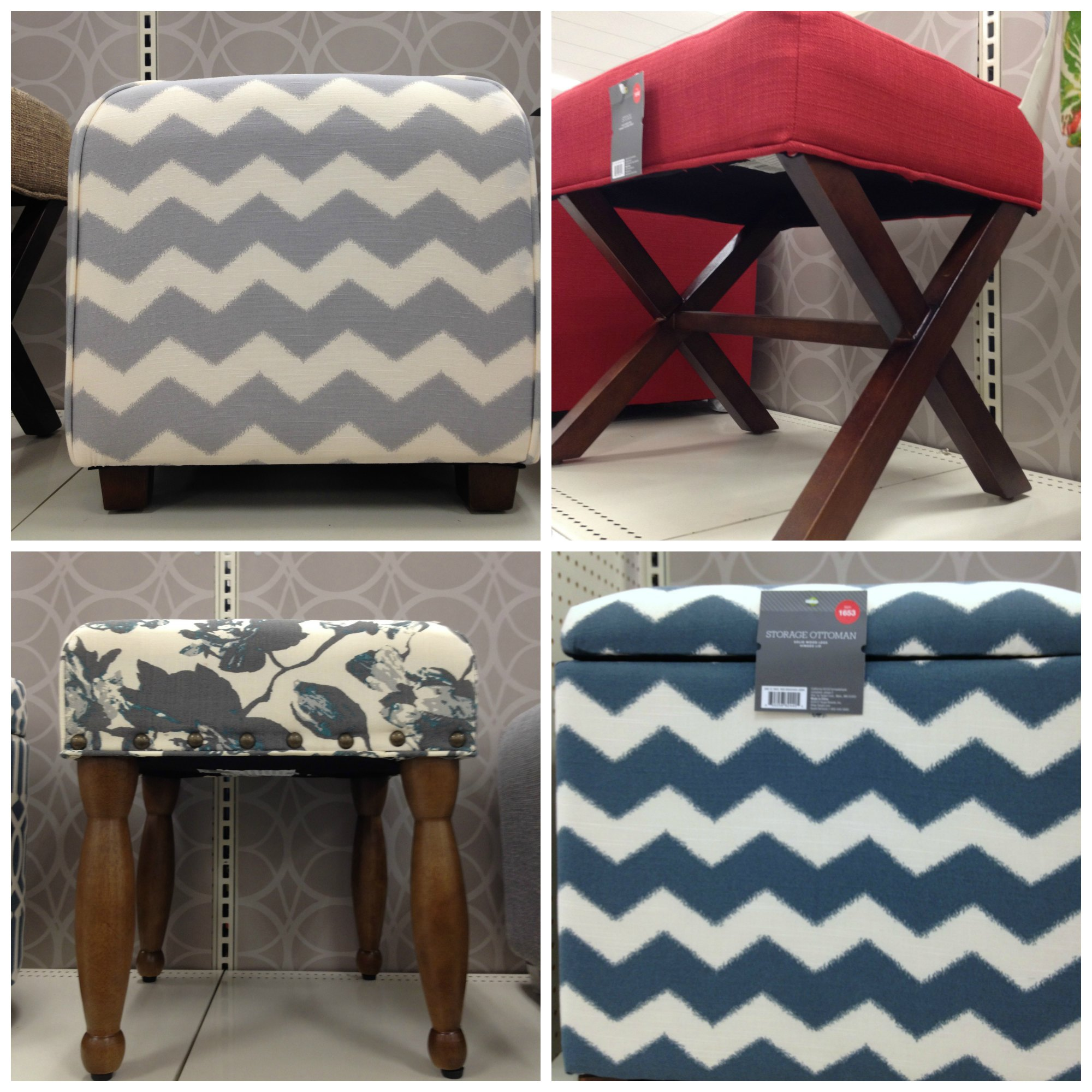 Surprising On Target Ottomans Pouffs And Stools Oh My Caraccident5 Cool Chair Designs And Ideas Caraccident5Info