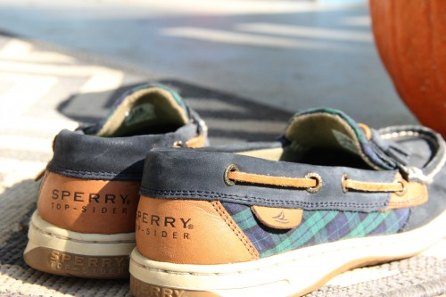 MY SPERRYS - on sale now at lord and tayor.com click here