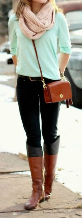 PINTEREST. this could be my uniform right down to the boots