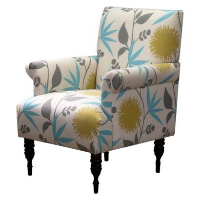 Candace Arm Chair - Polly Aegean