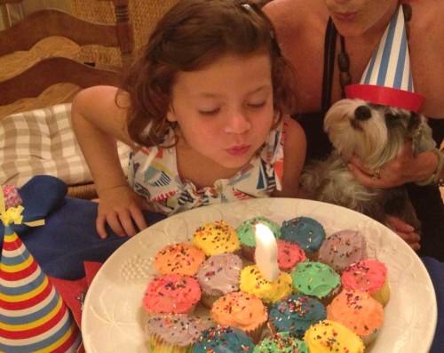 CELEBRATING HER BIRTHDAY WITH ELLIE!