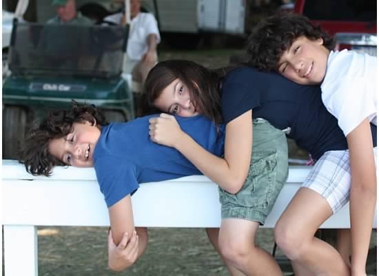 2009 - MY THREE BABES