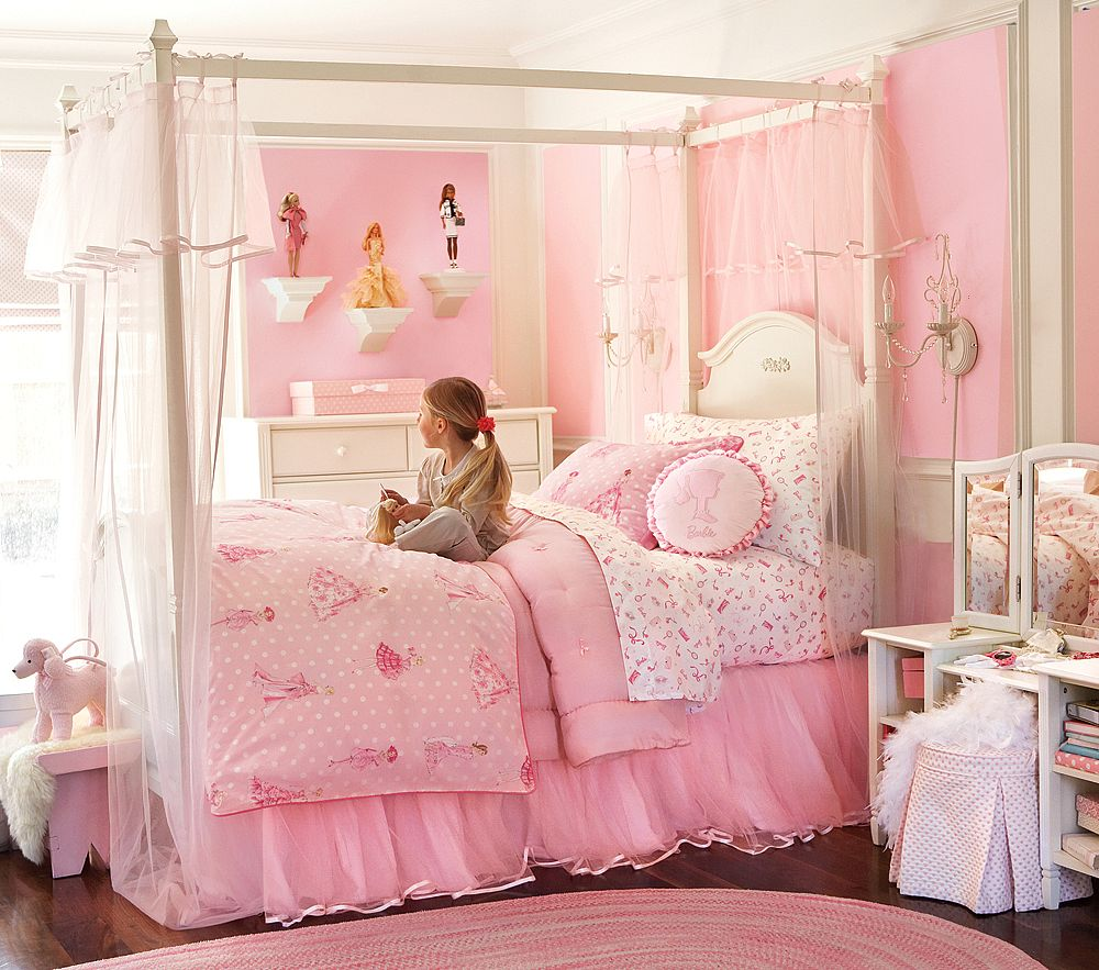 Pink Is Not Just For Little S