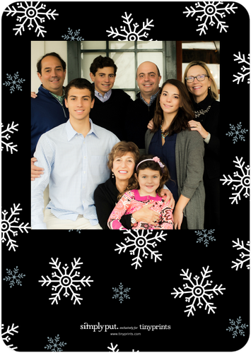 WITH LOVE FROM OUR FAMILY TO YOURS...