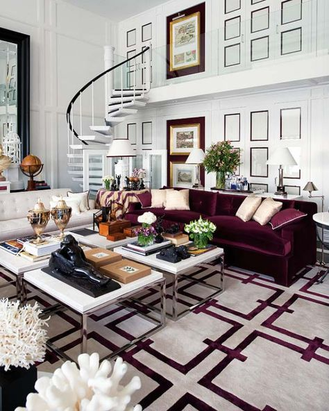 burgundy reimagined