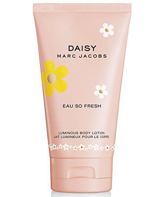 Daisy Eau So Fresh MARC JACOBS Luminous Body Lotion, 5.1 oz