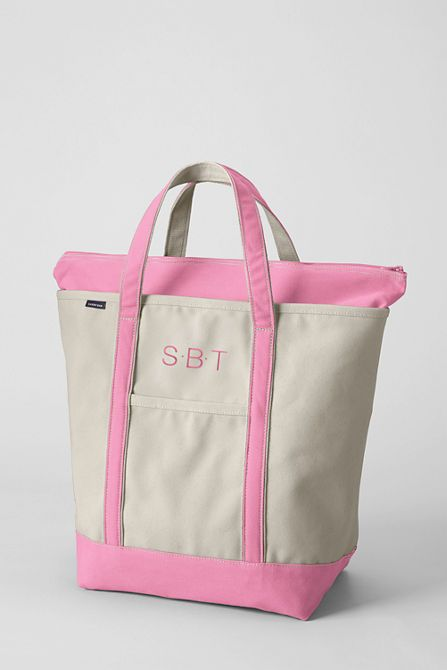 THE ONLY TOTE YOU WILL EVER NEED...ZIPS CLOSED AND STANDS UP ON ITS OWN...THIS IS ON MY LIST!!!!