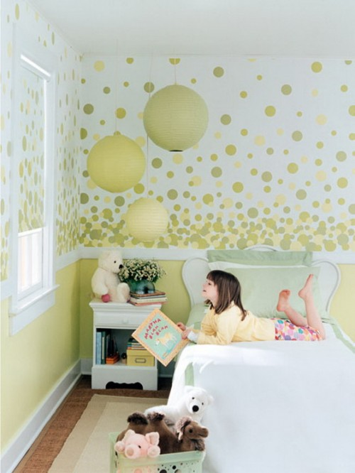 KIDS BEDROOM WITH NEUTRAL GUILFORD GREEN DIGSDIGS