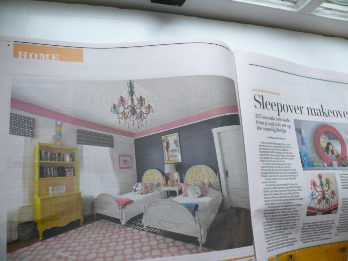 2012 WASHINGTON POST KIDS ROOM MAKEOVER WINNER