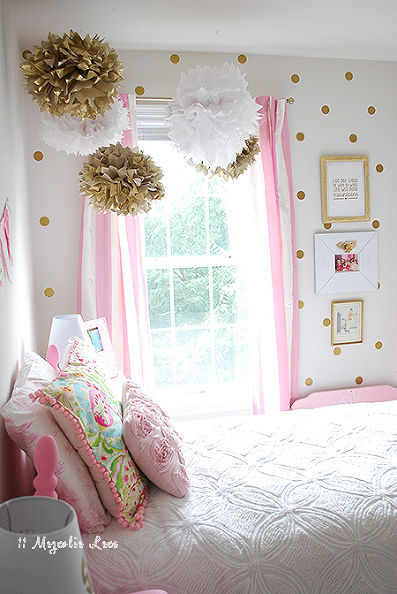 bedroom-ideas-girls-room-pink-white-gold-decor-bedroom-ideas-painted-furniture-reupholster
