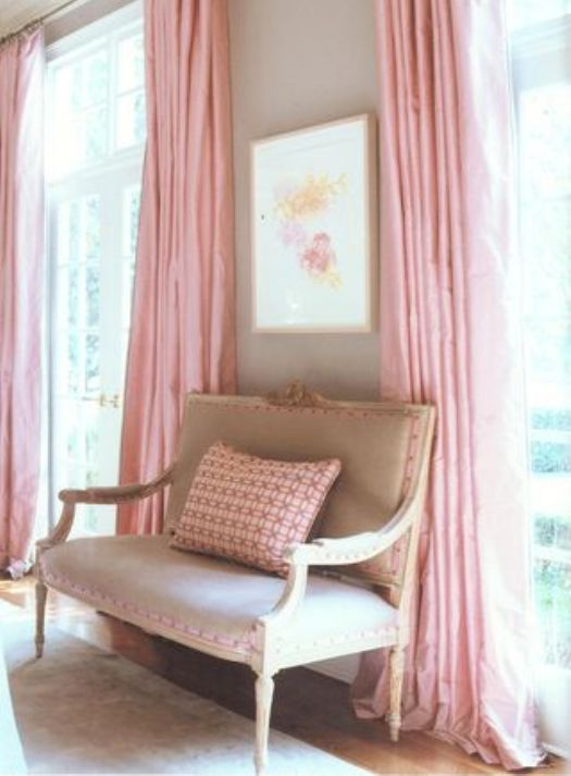 PINK CURTAINS - VERDIGGRISVIE