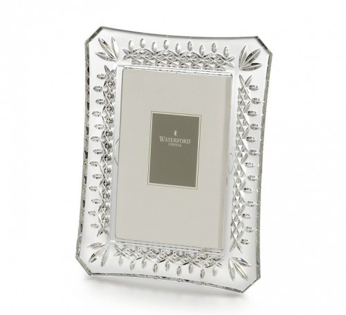 WATERFORD LINSMORE CRYSTAL FRAME BLOOMINGDALES