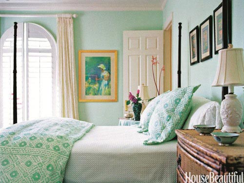 HOUSE BEAUTIFUL MINT GREEN