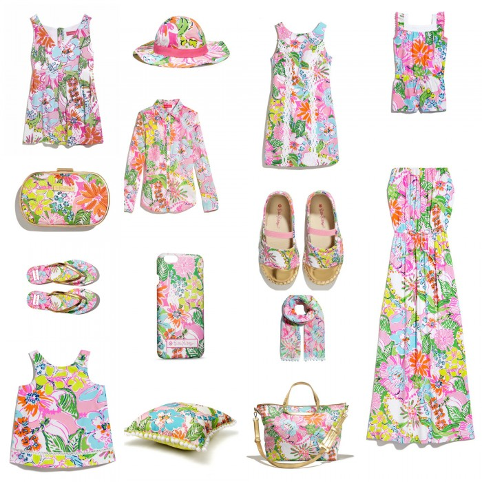 """JUST A FEW OF THE ITEMS AVAILABLE IN THE """"NOSIE POSEY"""" PATTERN!!!"""